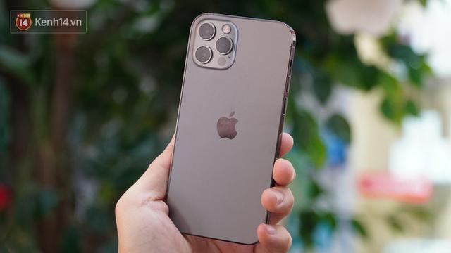 Trên tay iPhone 12 và iPhone 12 Pro tại Việt Nam - Ảnh 12.