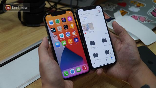 Trên tay iPhone 12 và iPhone 12 Pro tại Việt Nam - Ảnh 16.