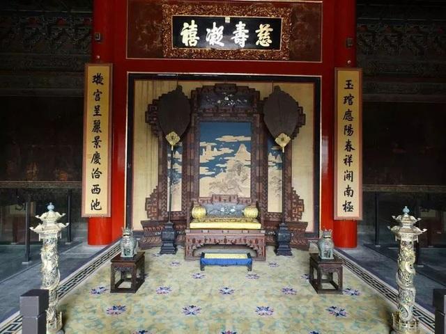 Vì sao thời hoàng đế Khang Hi, Từ Ninh Cung bị bỏ không? - Ảnh 1.