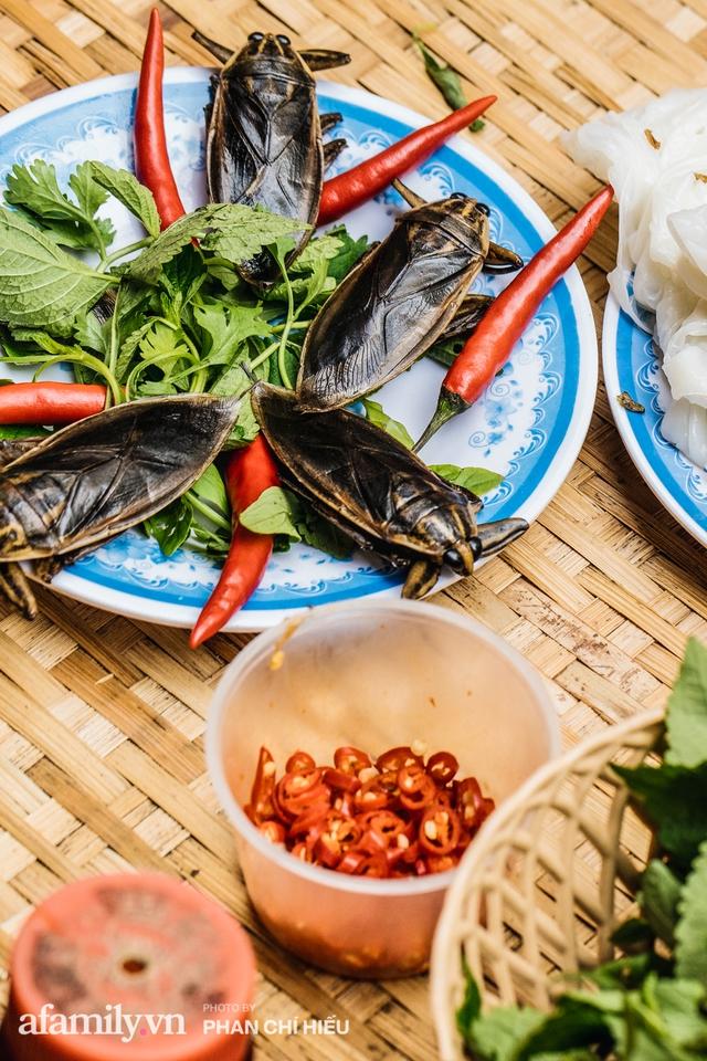 Bánh cuốn cà cuống: Món ăn tưởng đã thất truyền, nào ngờ vẫn được người phụ nữ 30 năm bán trên phố Nguyễn Khuyến gìn giữ, ai ăn thử một lần nghiện đến khó quên - Ảnh 8.