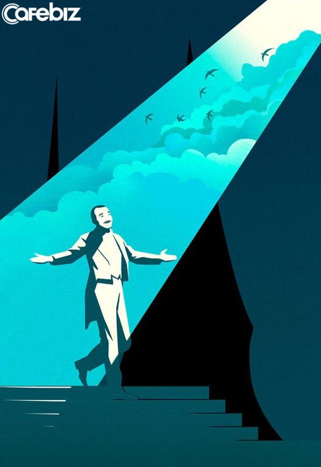 8 tư duy cốt lõi của kẻ trí: người tự tin và chủ động, ắt kiếm được cuộc đời cao cấp - Ảnh 3.