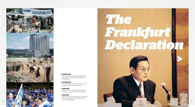 Chủ tịch Tập đoàn Samsung Lee Kun Hee và cuộc đại cải cách New Management 1993 - Ảnh 2.