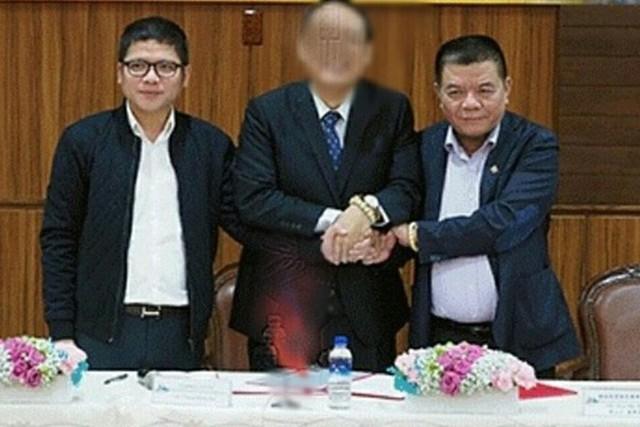 Con trai ông Trần Bắc Hà bị cáo buộc rửa 10 triệu USD  - Ảnh 1.