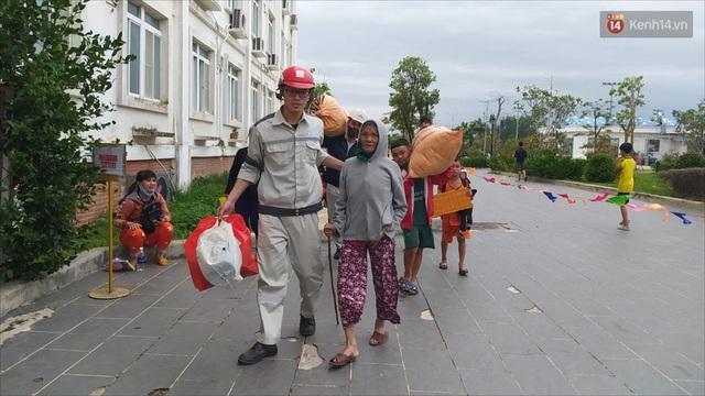 Ảnh: Ký túc xá trú bão 5 sao của người dân làng biển Quảng Ngãi - Ảnh 4.