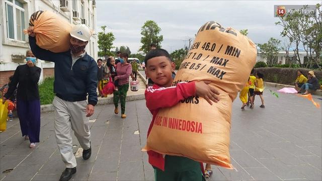 Ảnh: Ký túc xá trú bão 5 sao của người dân làng biển Quảng Ngãi - Ảnh 5.