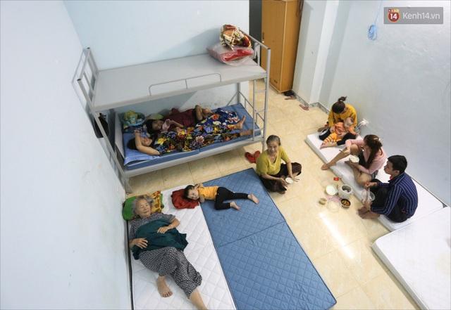 Ảnh: Ký túc xá trú bão 5 sao của người dân làng biển Quảng Ngãi - Ảnh 8.