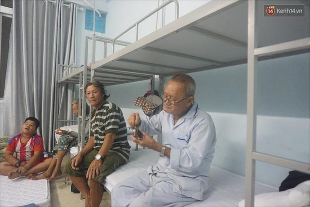 Ảnh: Ký túc xá trú bão 5 sao của người dân làng biển Quảng Ngãi - Ảnh 10.