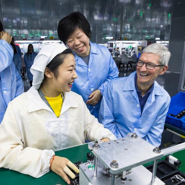 Sự keo kiệt của Apple đang phá hủy mối quan hệ với Foxconn như thế nào - Ảnh 2.
