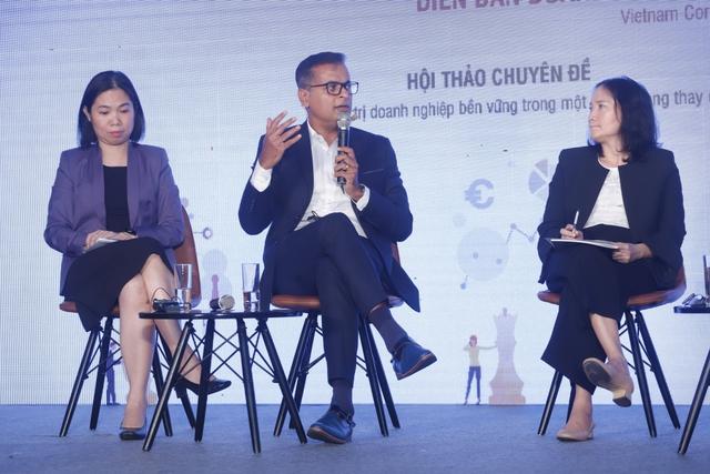 Covid vẫn không giảm 1 đồng lương của nhân viên, CEO Nestlé Việt Nam chia sẻ: 'Khủng hoảng là lúc cho đi, chứ không phải khi chúng ta trục lợi' - Ảnh 3.