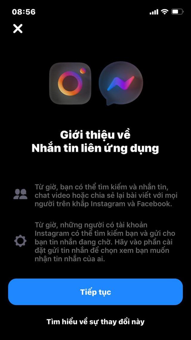 Messenger Facebook và Instagram gộp chung: Tưởng hay ho thú vị nhưng hoá ra chỉ toàn gây lú mà thôi! - Ảnh 1.
