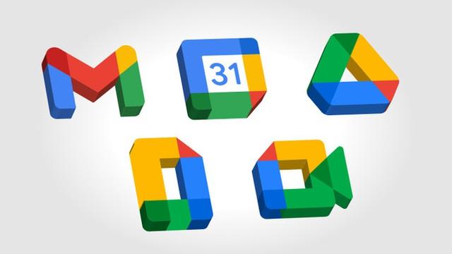 Bộ nhận diện mới của Google: Cạn kiệt sức sáng tạo hay coi thường con mắt người dùng? - Ảnh 1.