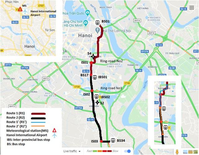 Nghiên cứu: Người đi xe máy ở Hà Nội đang bị phơi nhiễm carbon đen gấp 3 lần người đi xe bus - Ảnh 5.