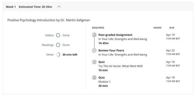 Có thêm 10 triệu user mới trong 2 tháng, Coursera đã làm gì để khiến học viên nghiện học và không bỏ dở giữa chừng như bao khóa học online khác? - Ảnh 2.