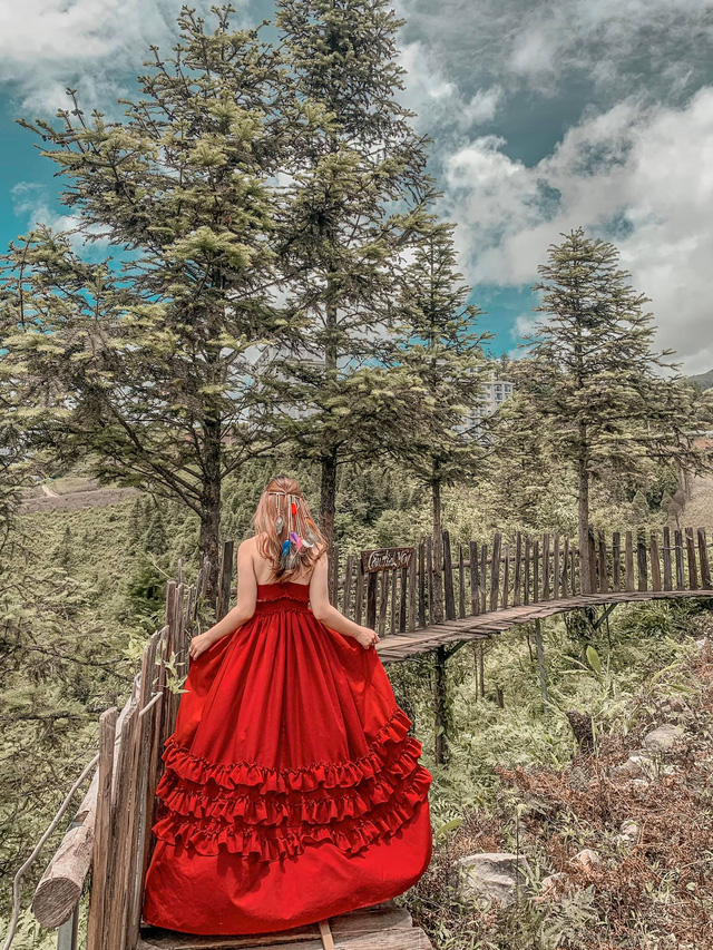 Sa Pa níu chân du khách: Cảnh đẹp nao lòng, không khí trong lành, dịch vụ đỉnh cao - Ảnh 4.