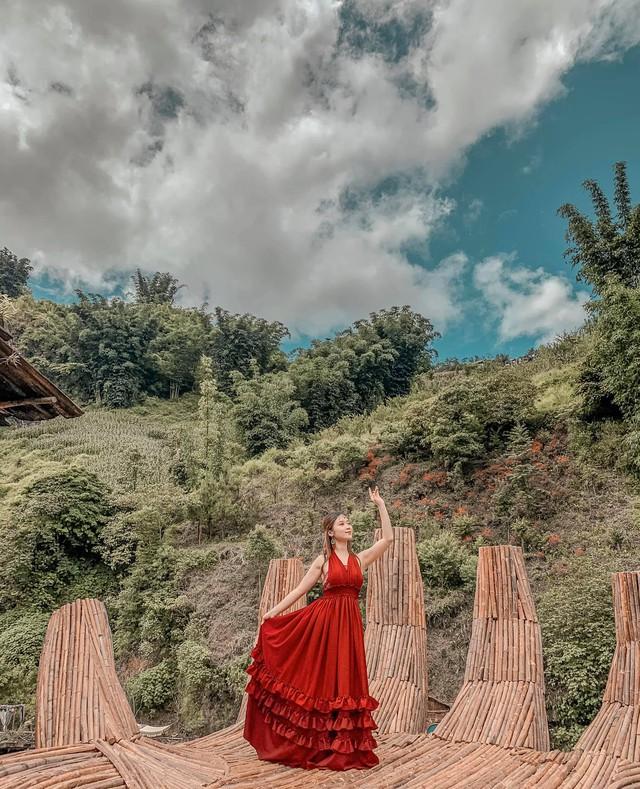Sa Pa níu chân du khách: Cảnh đẹp nao lòng, không khí trong lành, dịch vụ đỉnh cao - Ảnh 15.