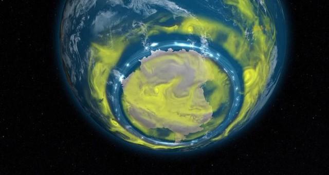Cảnh báo đỏ: Lỗ thủng tầng ozone ở Nam Cực vừa đạt kích thước lớn nhất từ trước đến nay - Ảnh 1.