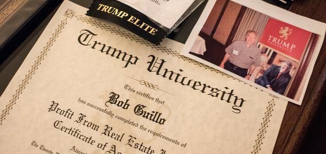 Đại học Trump - cú lừa thế kỷ: Bỏ 35.000 USD để xem Trump… qua màn hình, chờ đến chết cũng chưa được bồi thường - Ảnh 3.