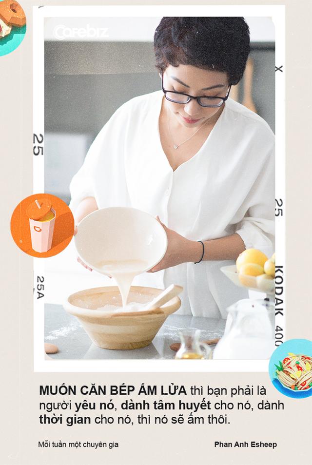 Phan Anh Esheep: Food blogger là nghề ngồi mát ăn bát vàng – Đúng! Nếu anh, chị food blogger đó vừa bán quạt, vừa làm nghề sơn bát… - Ảnh 5.