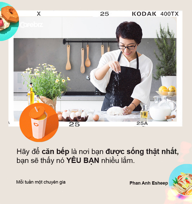 Phan Anh Esheep: Food blogger là nghề ngồi mát ăn bát vàng – Đúng! Nếu anh, chị food blogger đó vừa bán quạt, vừa làm nghề sơn bát… - Ảnh 8.