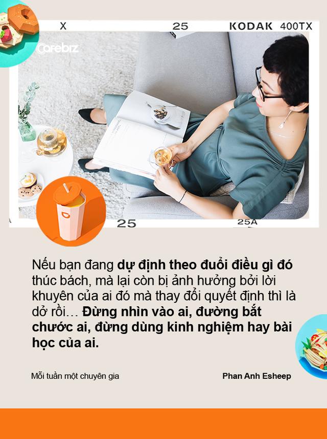 Phan Anh Esheep: Food blogger là nghề ngồi mát ăn bát vàng – Đúng! Nếu anh, chị food blogger đó vừa bán quạt, vừa làm nghề sơn bát… - Ảnh 9.