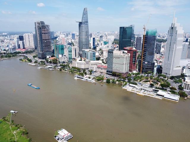 Cận cảnh khách sạn 5 sao Hilton Sài Gòn đang trong diện rà soát pháp lý - Ảnh 8.
