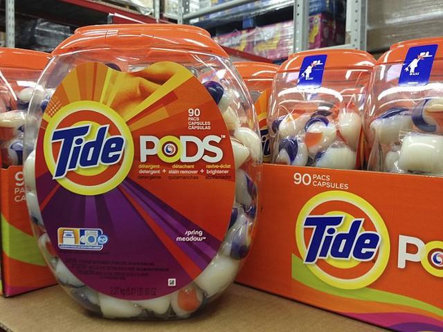 Những viên giặt trông như viên kẹo đẩy Tide vào cuộc khủng hoảng nghiêm trọng: Không phải lúc nào đẹp cũng tốt! - Ảnh 2.