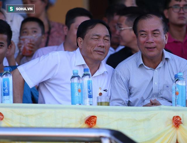NÓNG: Bầu Đệ tuyên bố chia tay CLB Thanh Hóa sau loạt phát ngôn gây tranh cãi - Ảnh 1.