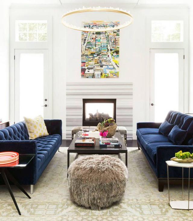 """Hút vượng khí vào nhà, gia chủ """"ăn nên làm ra"""" thì đừng bỏ qua những mẹo bài trí sofa này! - Ảnh 5."""