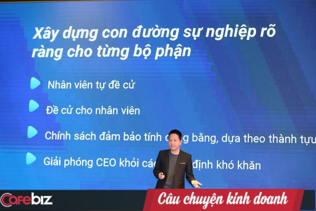 """Lấy cảm hứng từ cuốn sách tỷ phú Phạm Nhật Vượng khuyên đọc, 1 DN Việt dùng công nghệ giải cứu các CEO trước bài toán """"xin sếp tăng lương"""" - Ảnh 2."""