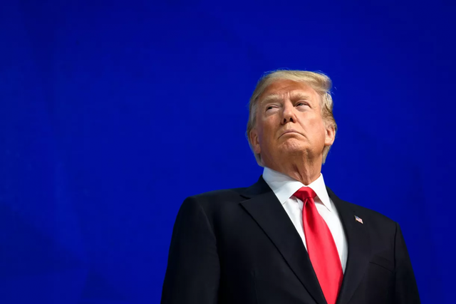 Ông Trump có thể từ chối công nhận kết quả bầu cử đến bao giờ?  - Ảnh 1.