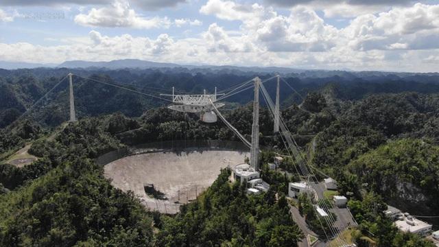 Kính viễn vọng lớn thứ 2 thế giới sẽ bị phá hủy do hư hỏng không thể sửa chữa - Ảnh 2.