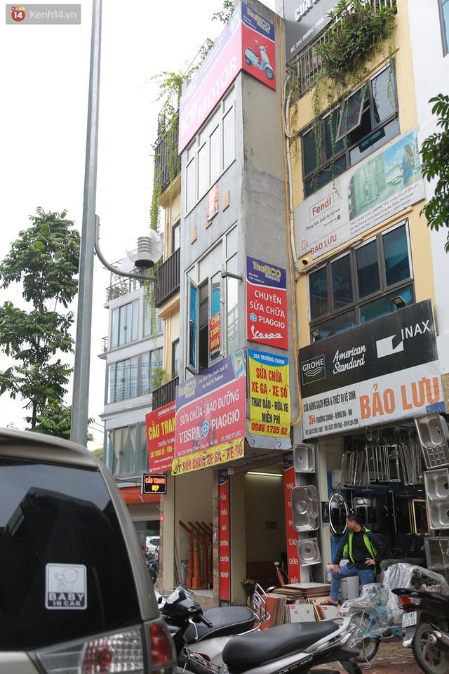 Ảnh: Cận cảnh những ngôi nhà siêu mỏng, siêu nhỏ ở đường Trường Chinh - Ảnh 12.
