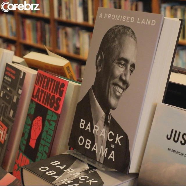 First News được chọn là đơn vị xuất bản hồi ký A PROMISED LAND của cựu Tổng thống Obama tại Việt Nam  - Ảnh 1.