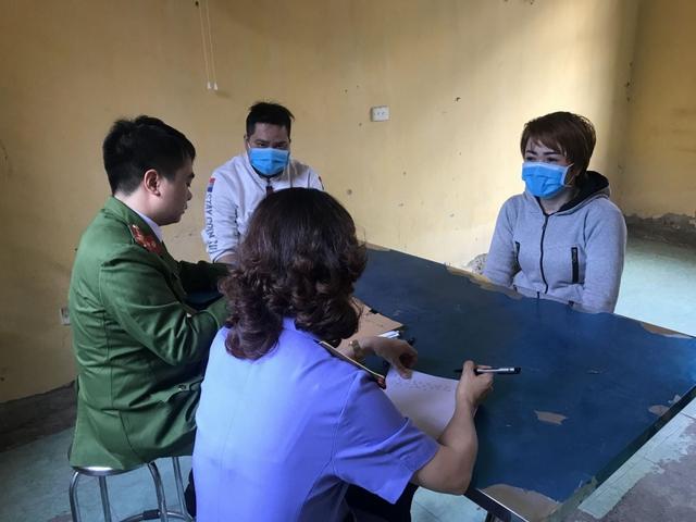 Bắt khẩn cấp nữ chủ quán ở Bắc Ninh hành hạ nhân viên  - Ảnh 1.