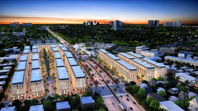 Lượng giao dịch thành công trong quý III tăng 200%, bất động sản Hà Nội bước vào cuộc đua cuối năm - Ảnh 1.