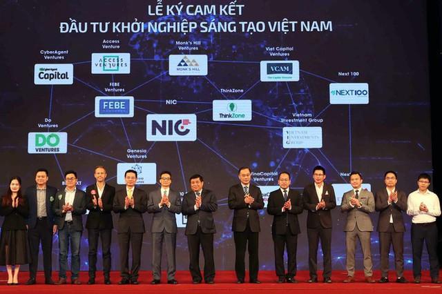 Trên 800 triệu USD sẽ rót vào hoạt động khởi nghiệp đổi mới sáng tạo Việt Nam - Ảnh 1.