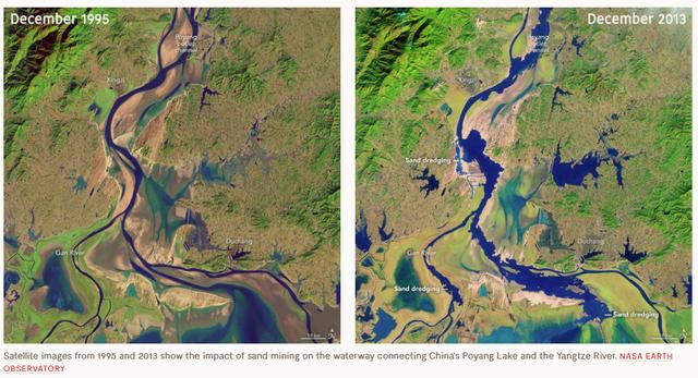 Đất cát: Loại tài nguyên được khai thác nhiều nhất thế giới và là nguyên nhân chính khiến lũ lụt ngày càng mạnh - Ảnh 4.