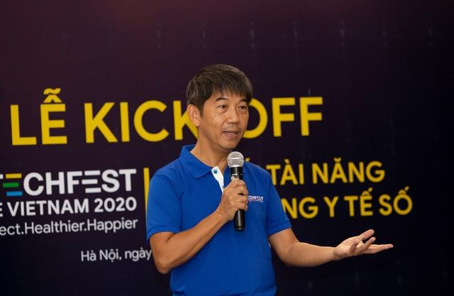 Làng Công nghệ Y tế tại Techfest 2020: Tạo nền tảng kết nối, thúc đẩy chuyển đổi số cho y tế thông minh tại Việt Nam - Ảnh 1.