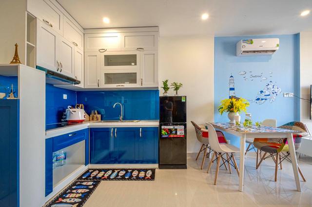 """Ngỡ ngàng căn hộ Vinhomes chỉ hơn 1 tỷ đồng, """"decor"""" 70 triệu thành homestay hút khách: Giá thuê cả triệu đồng/đêm! - Ảnh 2."""