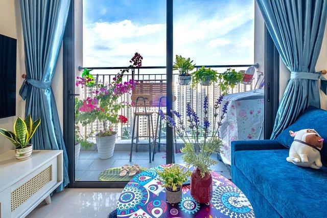 """Ngỡ ngàng căn hộ Vinhomes chỉ hơn 1 tỷ đồng, """"decor"""" 70 triệu thành homestay hút khách: Giá thuê cả triệu đồng/đêm! - Ảnh 3."""