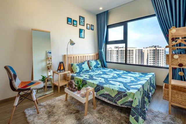 """Ngỡ ngàng căn hộ Vinhomes chỉ hơn 1 tỷ đồng, """"decor"""" 70 triệu thành homestay hút khách: Giá thuê cả triệu đồng/đêm! - Ảnh 5."""