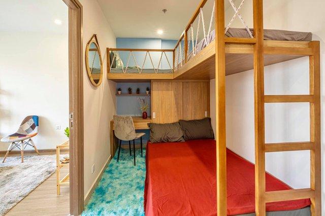 """Ngỡ ngàng căn hộ Vinhomes chỉ hơn 1 tỷ đồng, """"decor"""" 70 triệu thành homestay hút khách: Giá thuê cả triệu đồng/đêm! - Ảnh 4."""