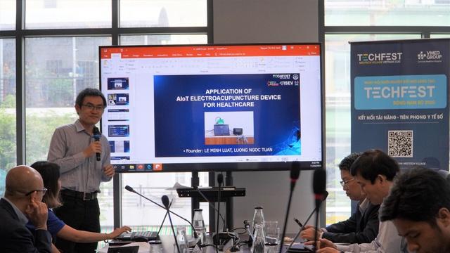 Làng Công nghệ Y tế tại Techfest 2020: Tạo nền tảng kết nối, thúc đẩy chuyển đổi số cho y tế thông minh tại Việt Nam - Ảnh 2.