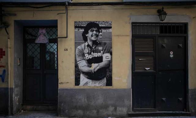Đội bóng danh tiếng Italy đổi tên sân để tưởng nhớ Maradona - Ảnh 5.