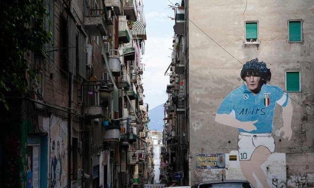 Đội bóng danh tiếng Italy đổi tên sân để tưởng nhớ Maradona - Ảnh 7.