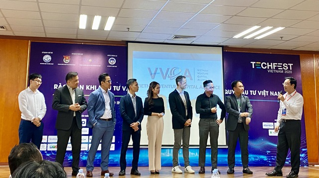 Ra mắt Liên minh Quỹ Đầu tư Việt Nam: Tăng cơ hội kết nối, cải thiện môi trường đầu tư mạo hiểm tại Việt Nam - Ảnh 1.
