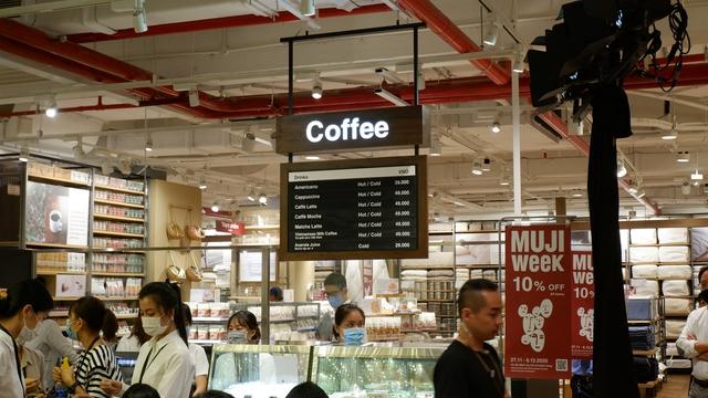 Những điều độc nhất vô nhị của cửa hàng flagship MUJI Việt Nam: Lớn nhất Đông Nam Á, có quán cà phê - sảnh sự kiện, cố vấn nội thất và văn hóa Việt đậm đặc... - Ảnh 11.