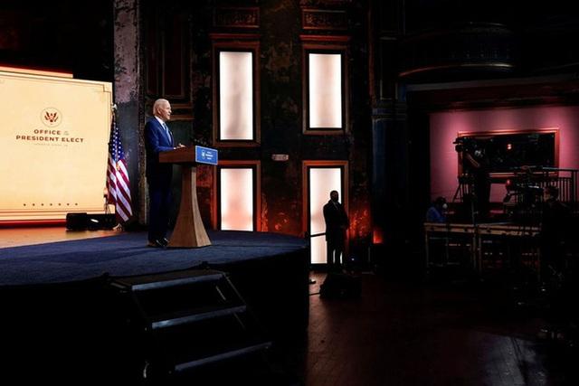 Tổng thống Trump nói về kịch bản rời Nhà Trắng - Ảnh 1.