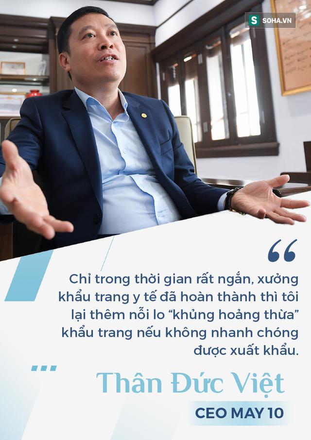 CEO May 10: Khủng hoảng chưa từng có, tin nhắn gửi Thủ tướng và cú ngược dòng ngoạn mục - Ảnh 3.