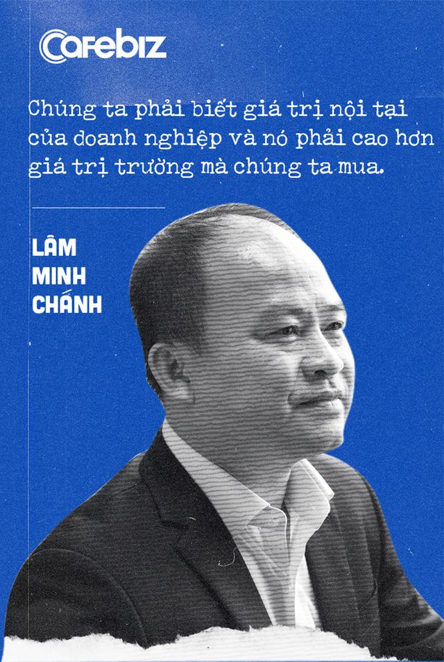 Chuyên gia tài chính cá nhân Lâm Minh Chánh: Bạn nên đầu tư dài hạn vào ngân hàng, chứng chỉ quỹ, chứng khoán tốt... và không nên đụng đến Forex! - Ảnh 7.